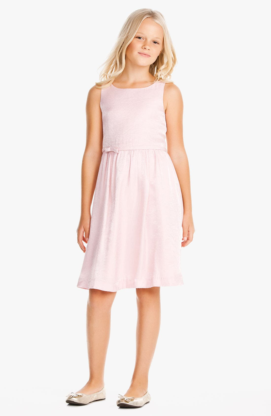 Main Image - BLUSH by Us Angels 'Milly' Dress (Big Girls)