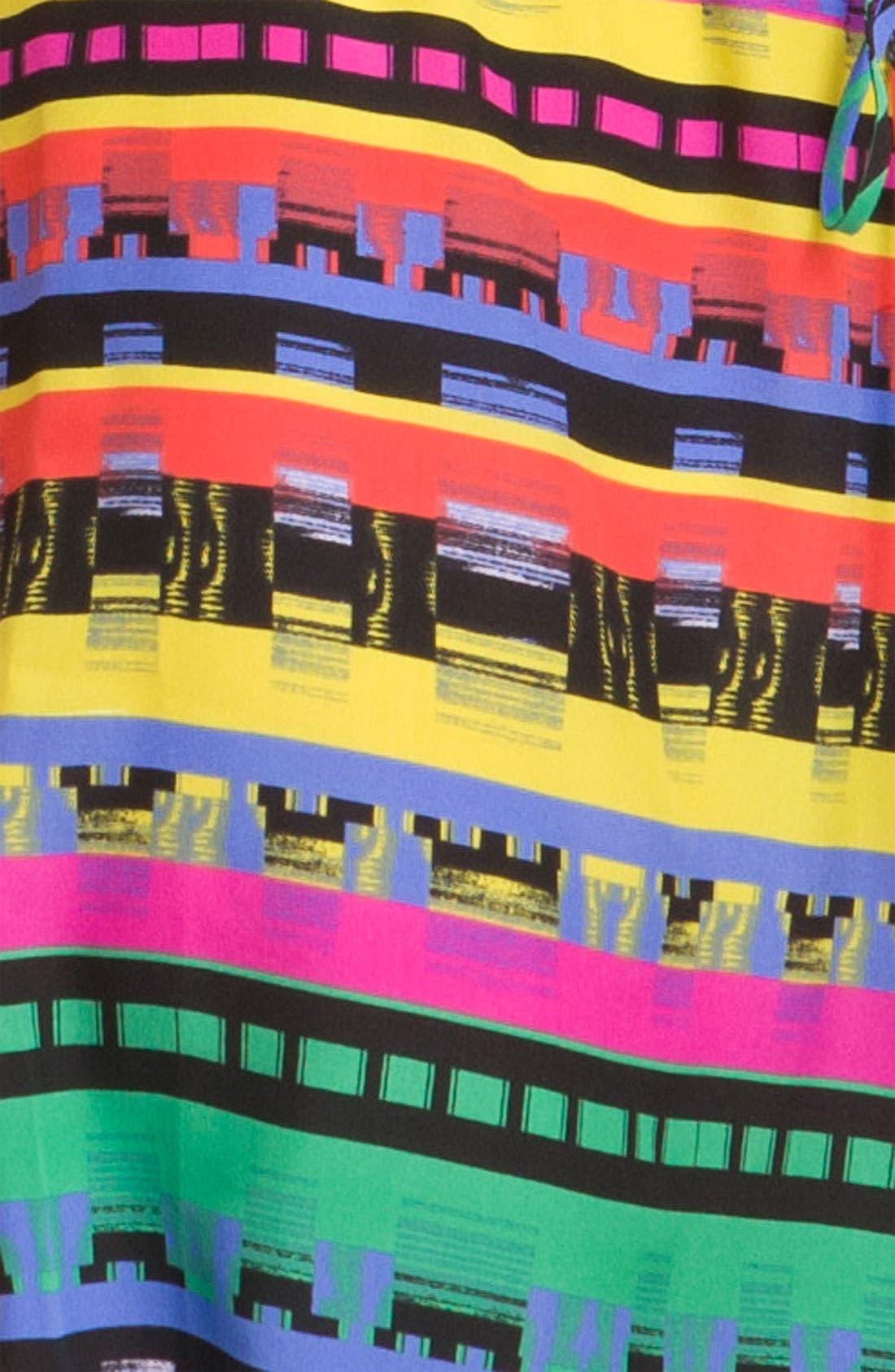 Alternate Image 3  - Rory Beca 'Waiverly' Print Silk Dress