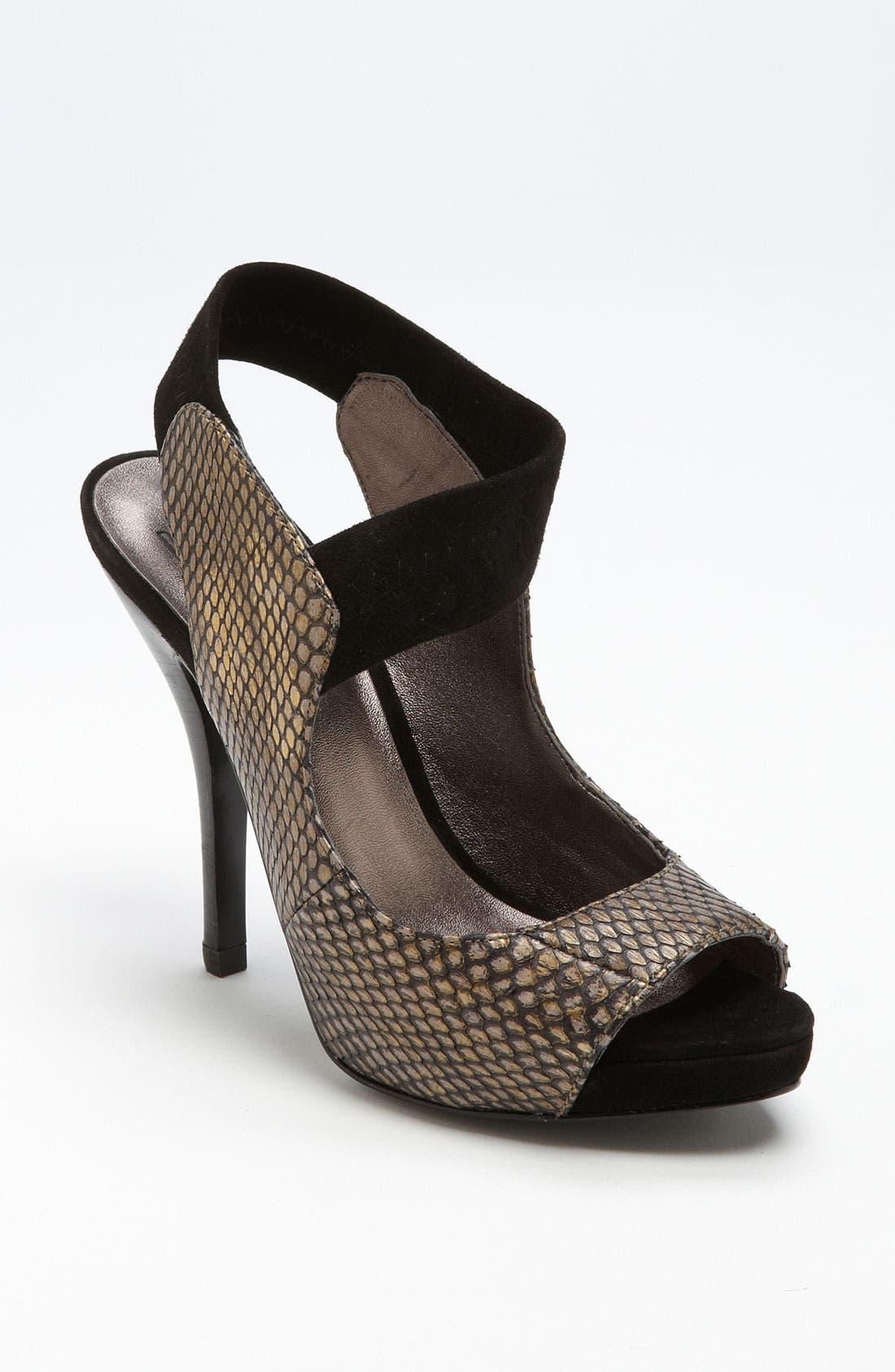 Alternate Image 1 Selected - Pelle Moda 'Sable' Sandal