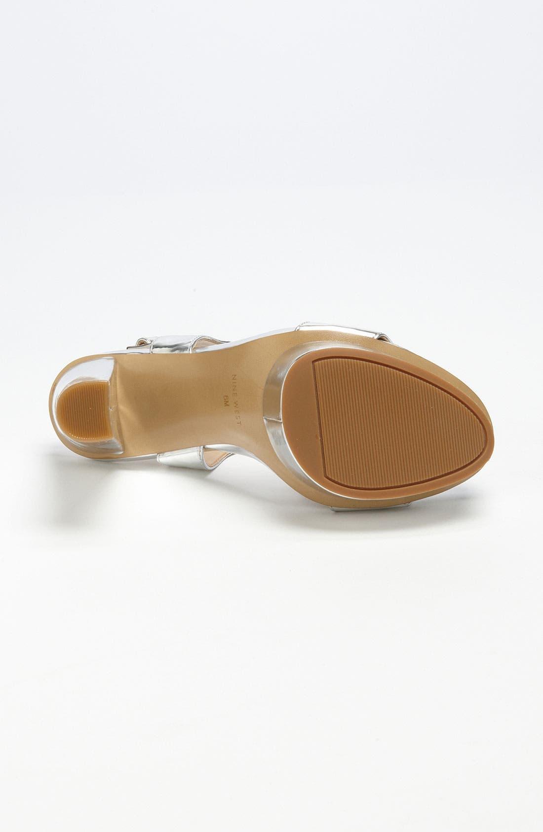 Alternate Image 4  - Nine West 'Fastlife' Sandal
