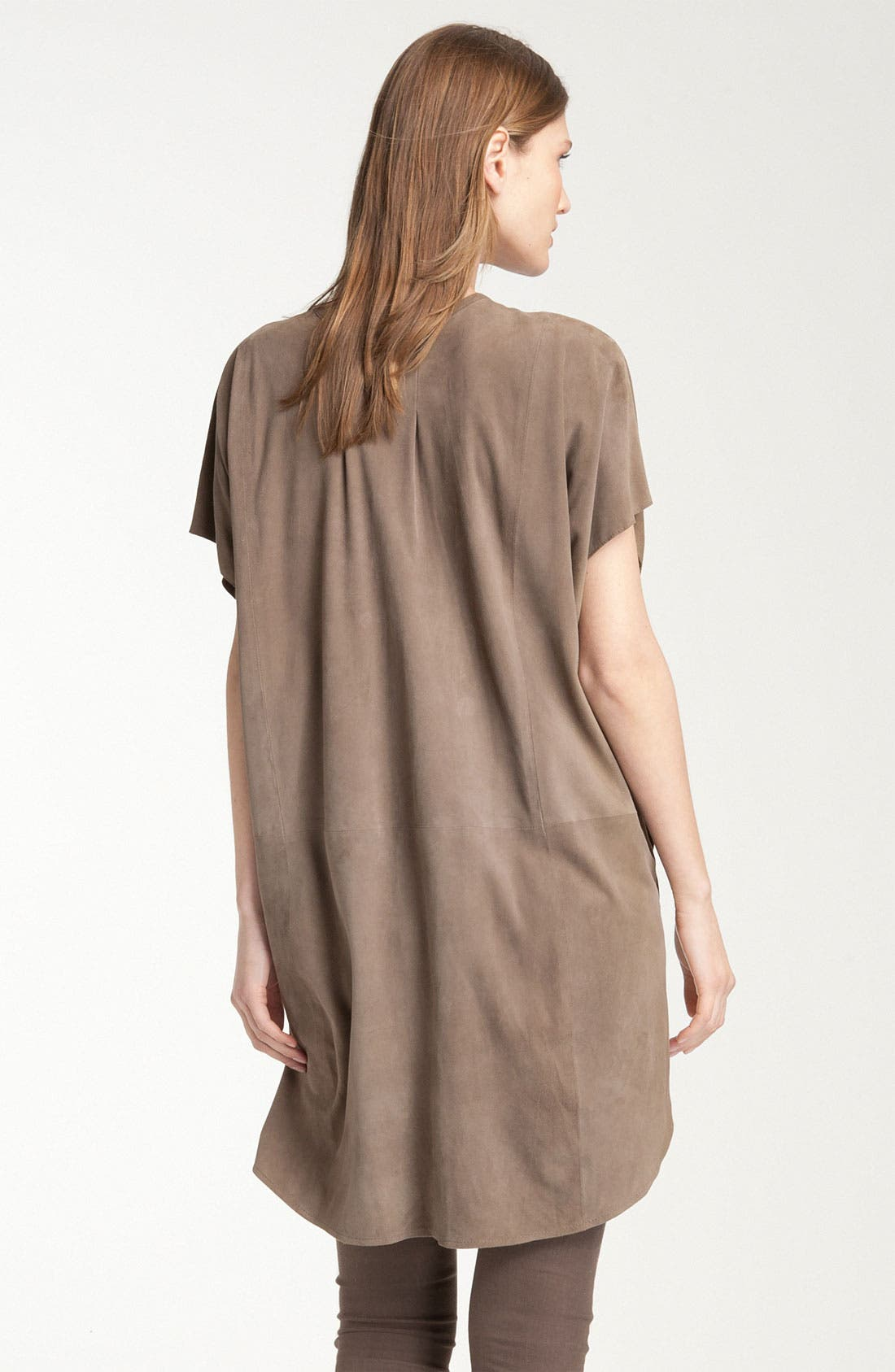 Alternate Image 2  - Vince Suede Tunic