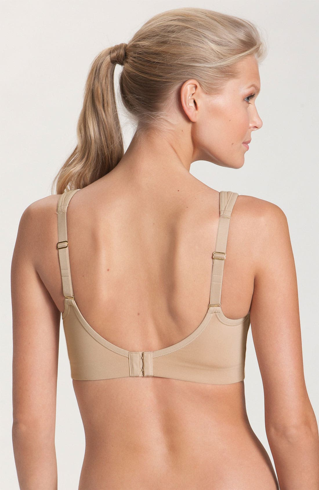 Alternate Image 2  - Natori 'Yogi' Convertible Sports Bra