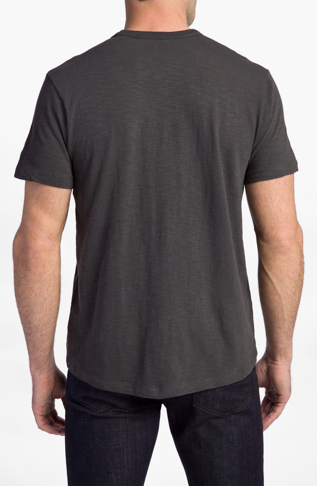 Alternate Image 2  - Banner 47 'Colorado Rockies' Crewneck T-Shirt
