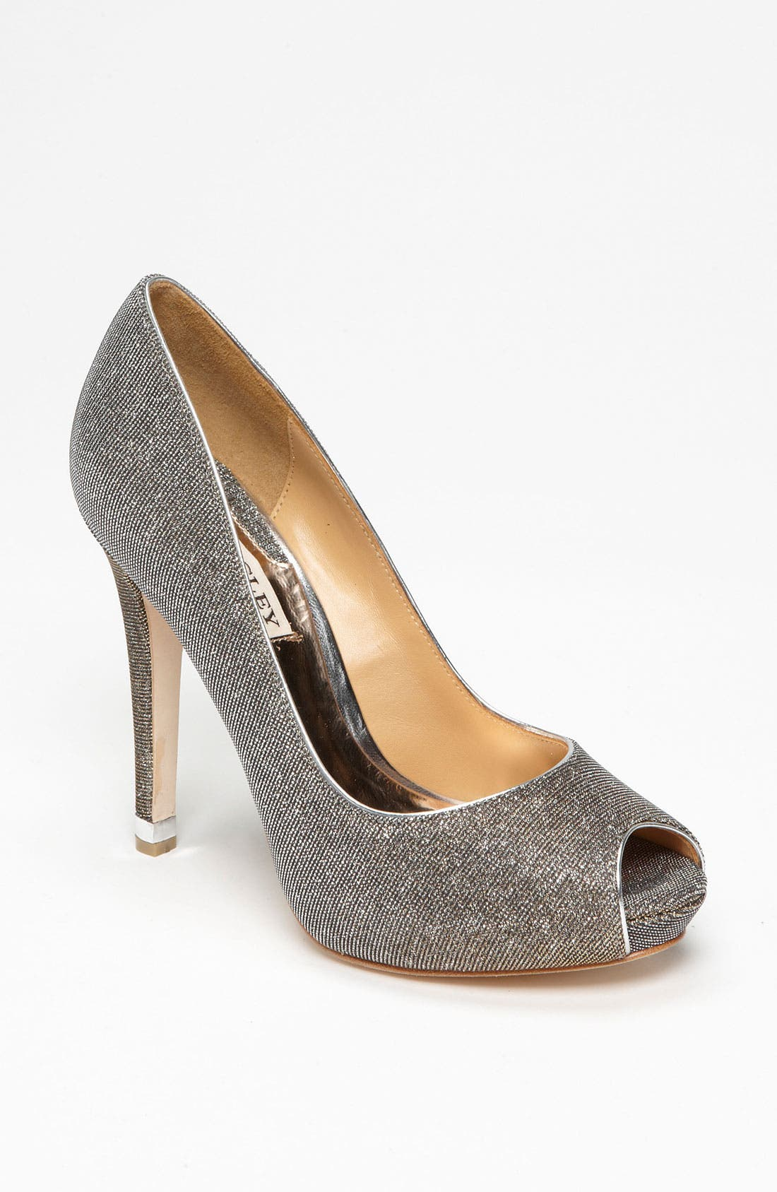 Alternate Image 1 Selected - Badgley Mischka 'Humbie IV' Pump
