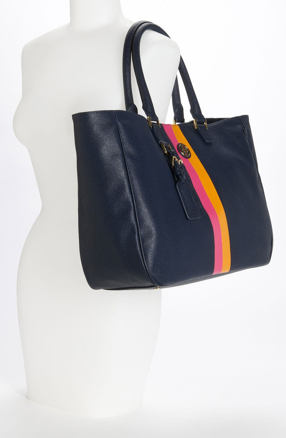 Alternate Image 2  - Tory Burch 'Roslyn Stripe' Tote