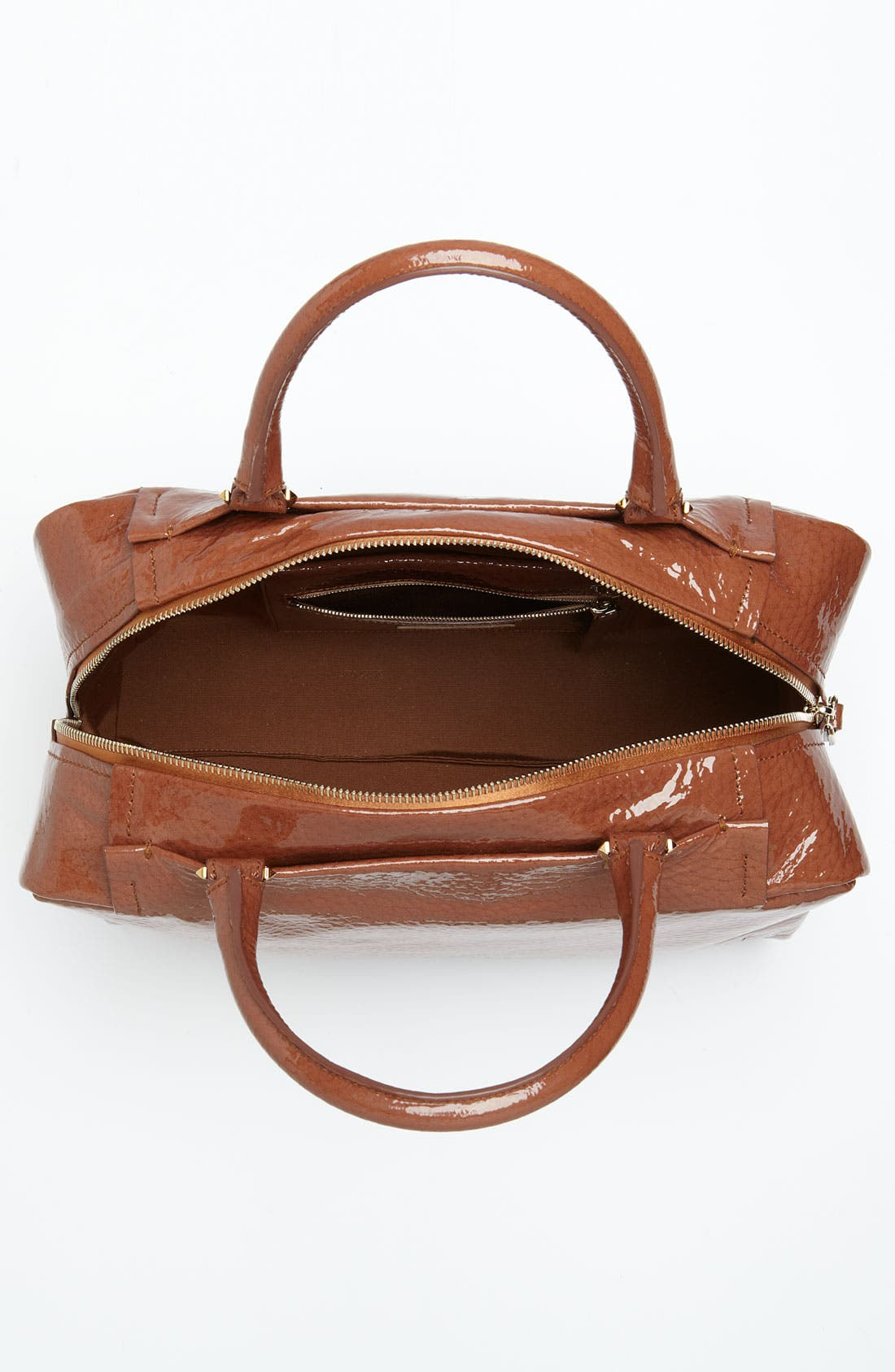 Alternate Image 3  - Lanvin 'Moon River' Patent Leather Satchel