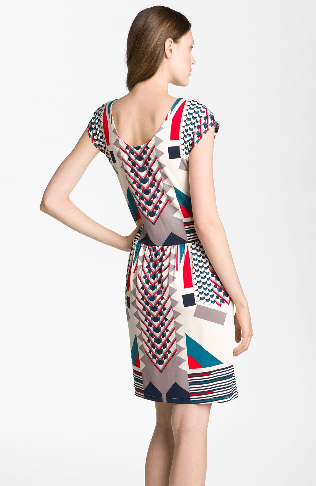 Alternate Image 2  - MARC BY MARC JACOBS 'Tinka' Print Jersey Dress