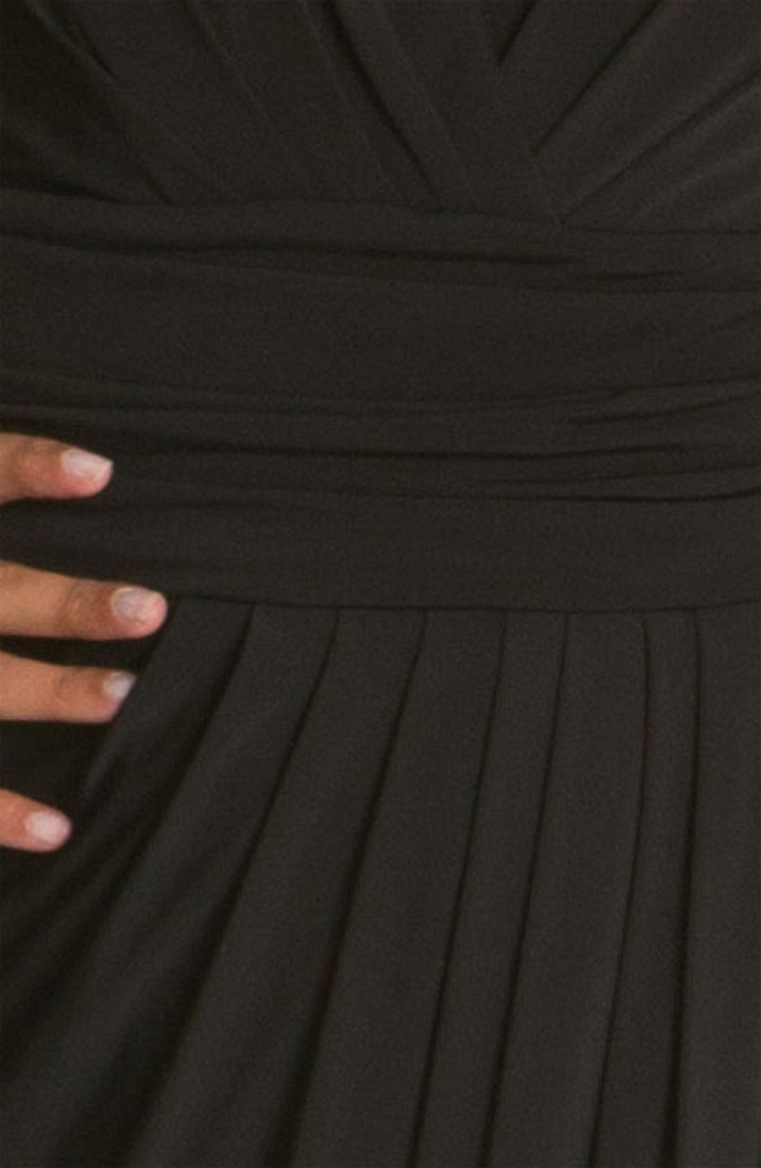 Alternate Image 2  - Maggy London Sarong Dress
