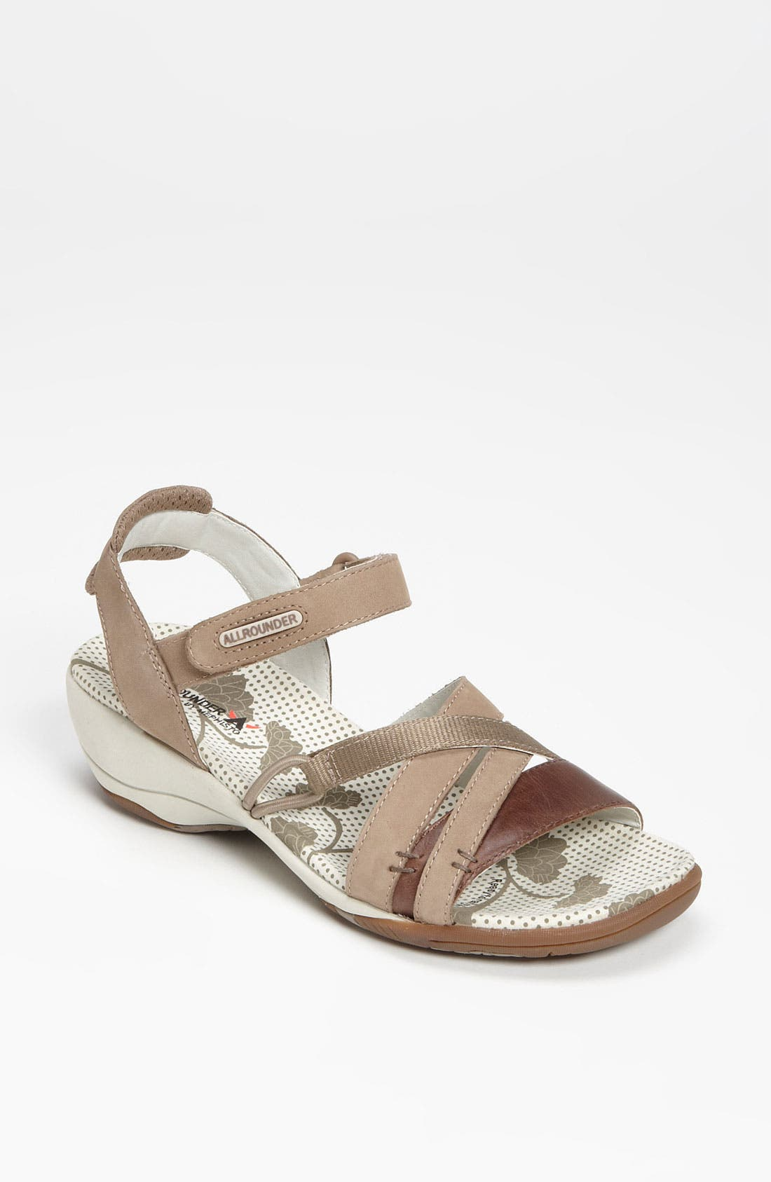 Alternate Image 1 Selected - All Rounder 'Erla' Sandal