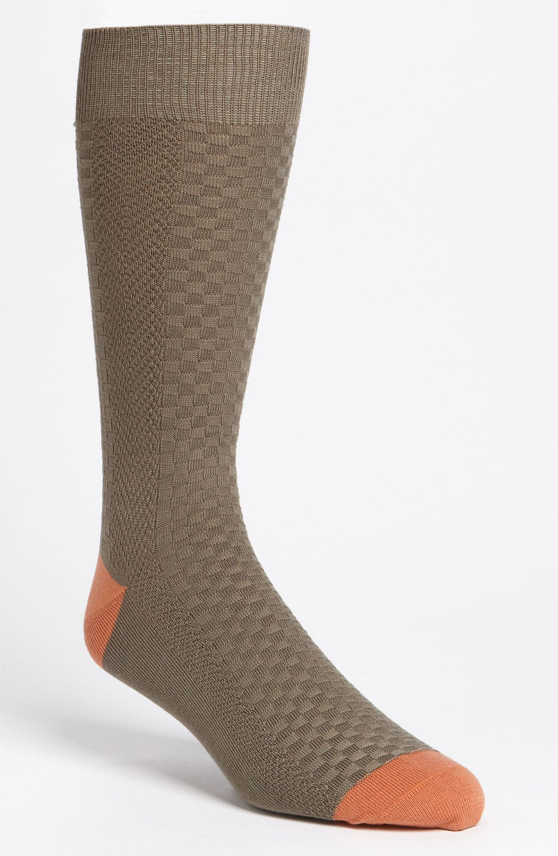 Alternate Image 1 Selected - Tommy Bahama Basket Weave Socks