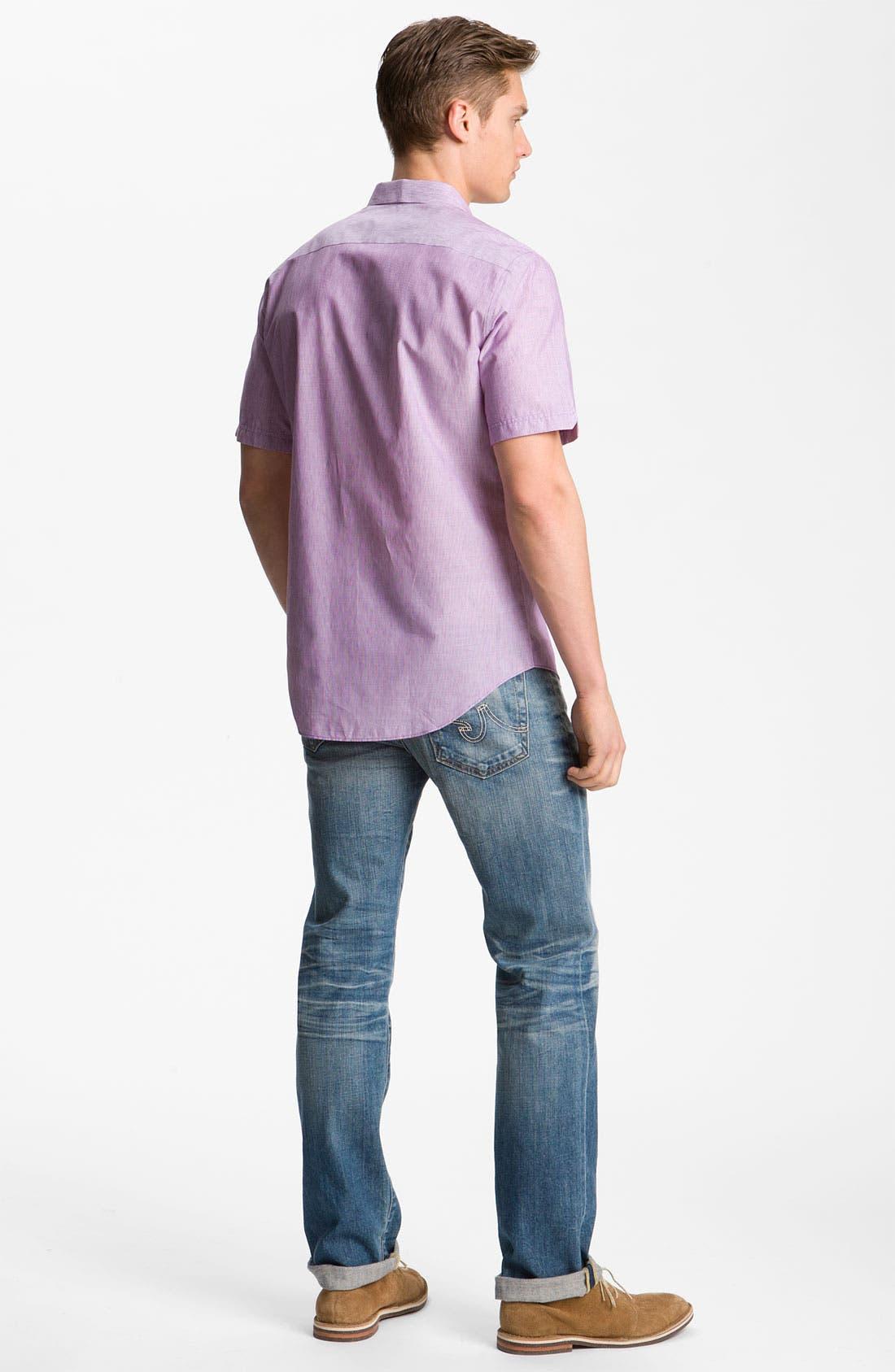 Alternate Image 5  - Zachary Prell 'Jeremy' Sport Shirt