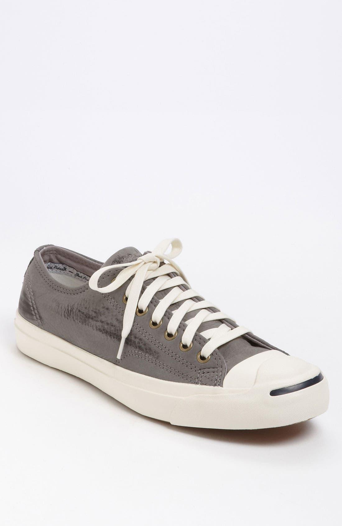 Alternate Image 1 Selected - Converse 'Jack Purcell LTT' Leather Sneaker (Men)