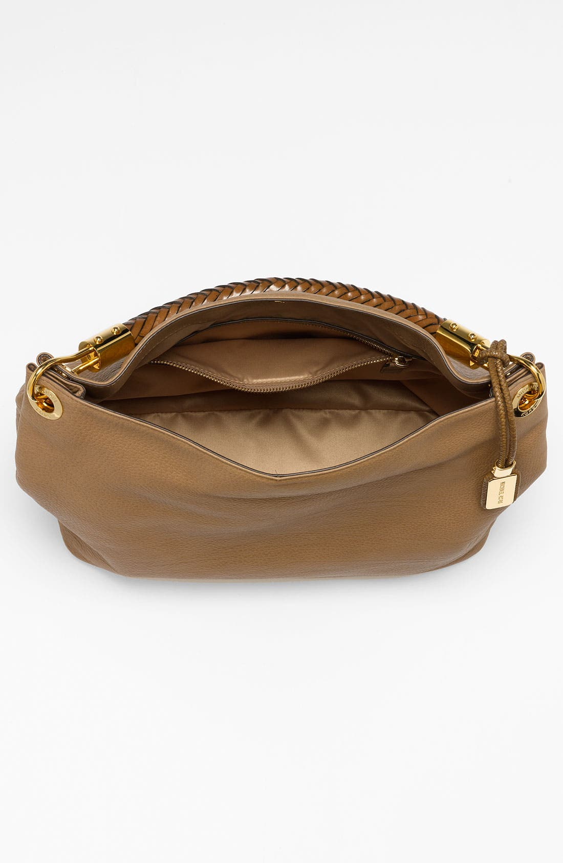 Alternate Image 3  - Michael Kors 'Skorpios - Large' Leather Hobo