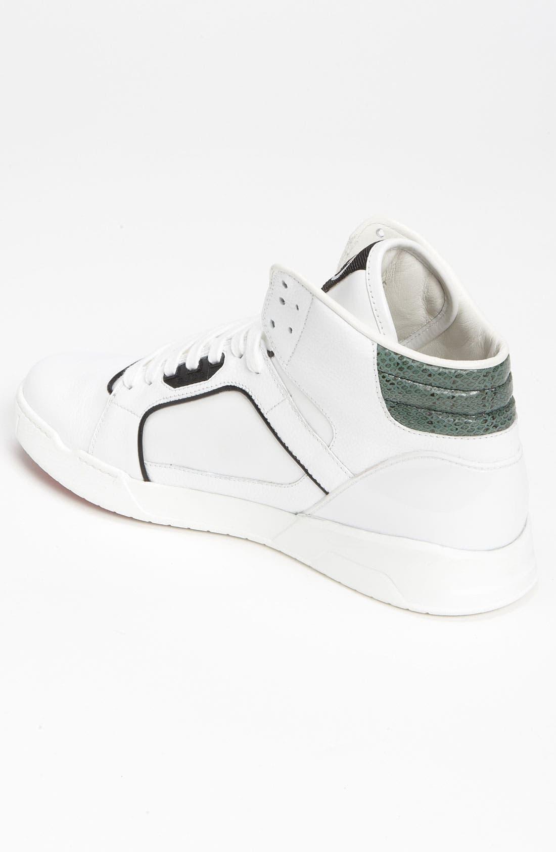 Alternate Image 2  - Gucci 'Rebound' Mid High Top Sneaker