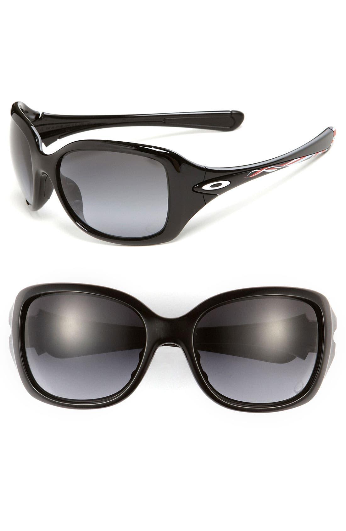 Alternate Image 1 Selected - Oakley 'Necessity™- Union Jack' Sunglasses