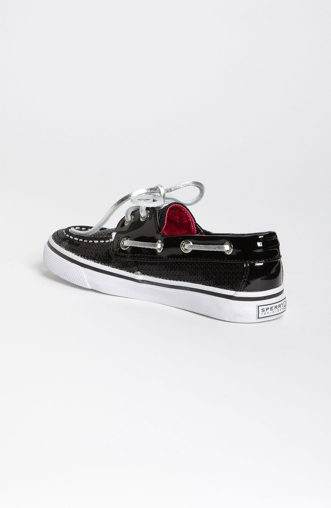 Alternate Image 2  - Sperry Top-Sider® Kids 'Bahama' Boat Shoe (Walker, Toddler, Little Kid, Big Kid)
