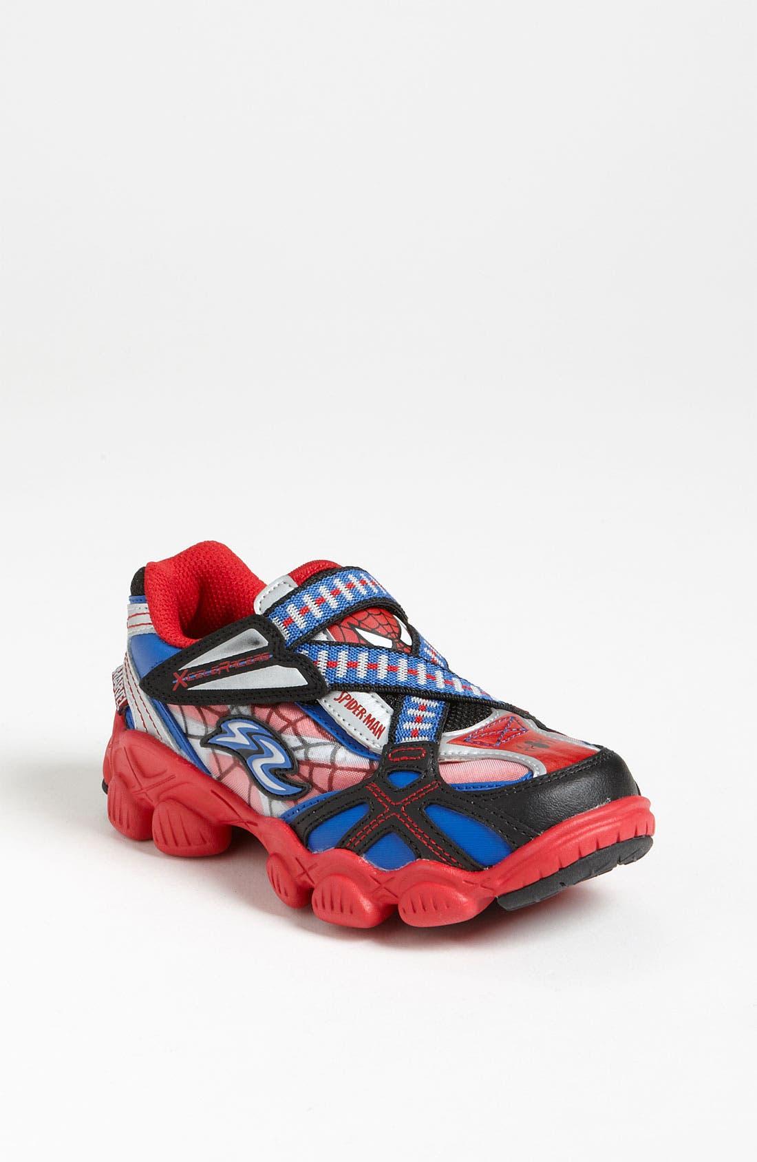 Alternate Image 1 Selected - Stride Rite 'X-Celeracers Spider-Man®' Sneaker (Toddler & Little Kid)