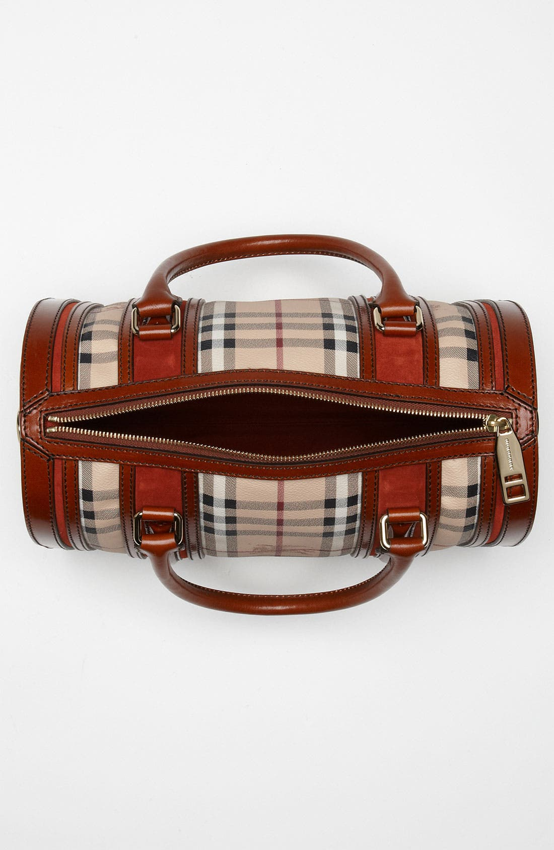 Alternate Image 3  - Burberry 'Haymarket Check' Satchel