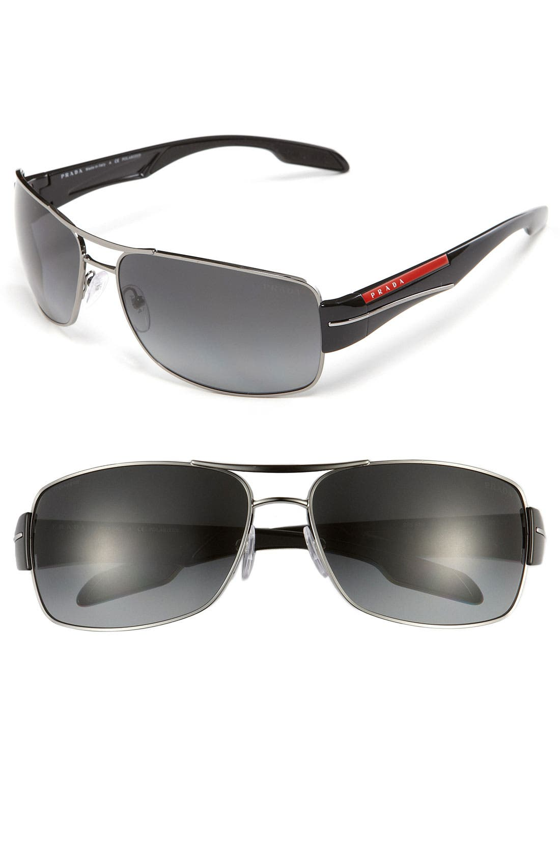 Main Image - Prada 65mm Sunglasses