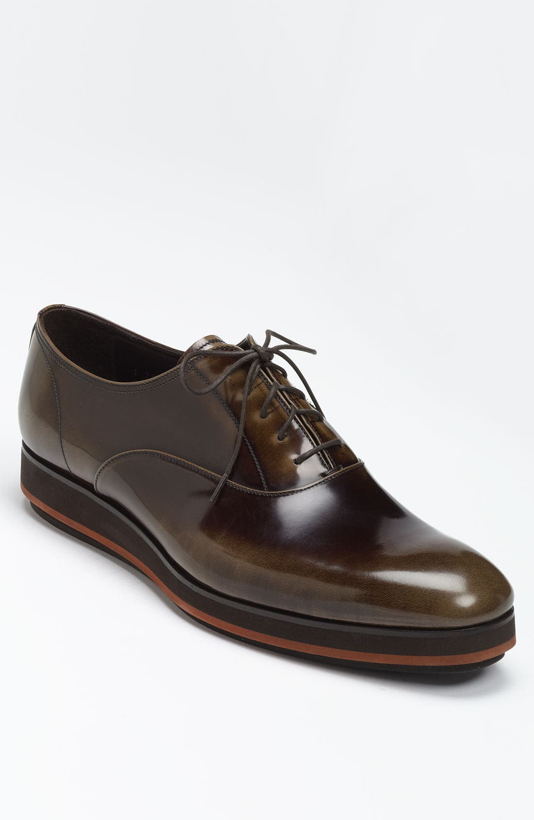 Alternate Image 1 Selected - Prada Double Sole Oxford