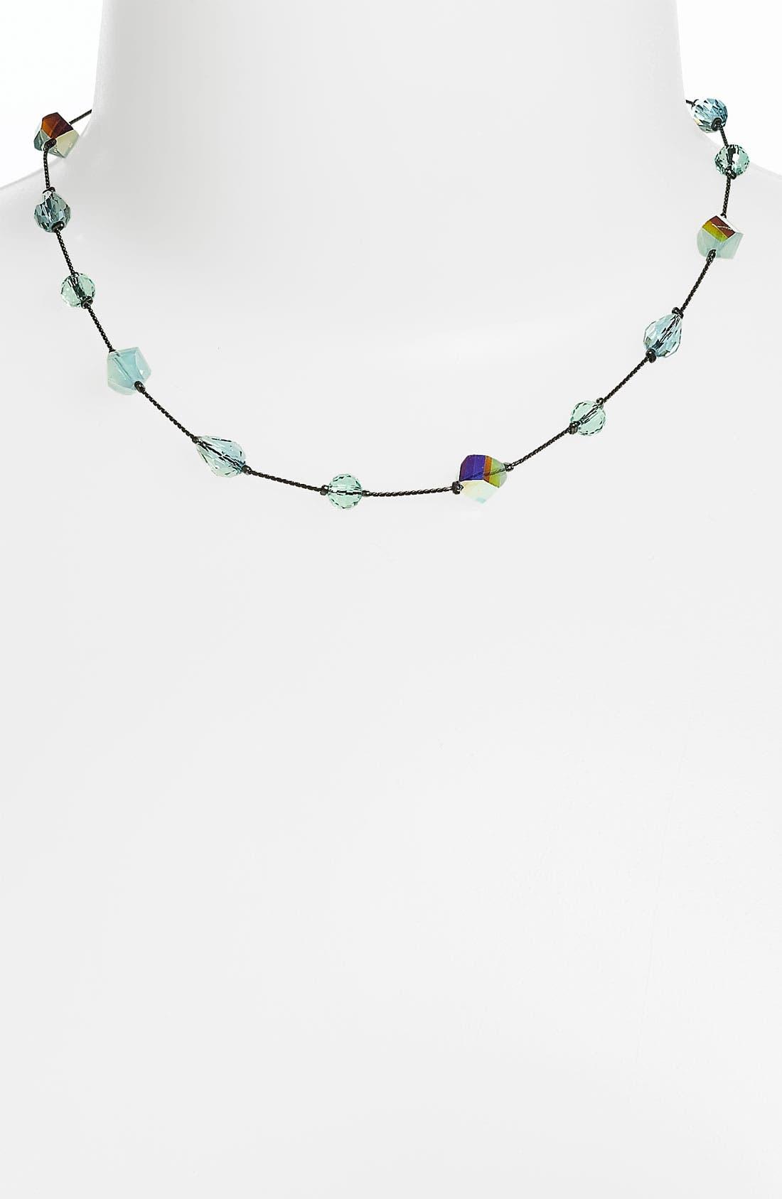 Main Image - Dabby Reid Short Crystal Necklace