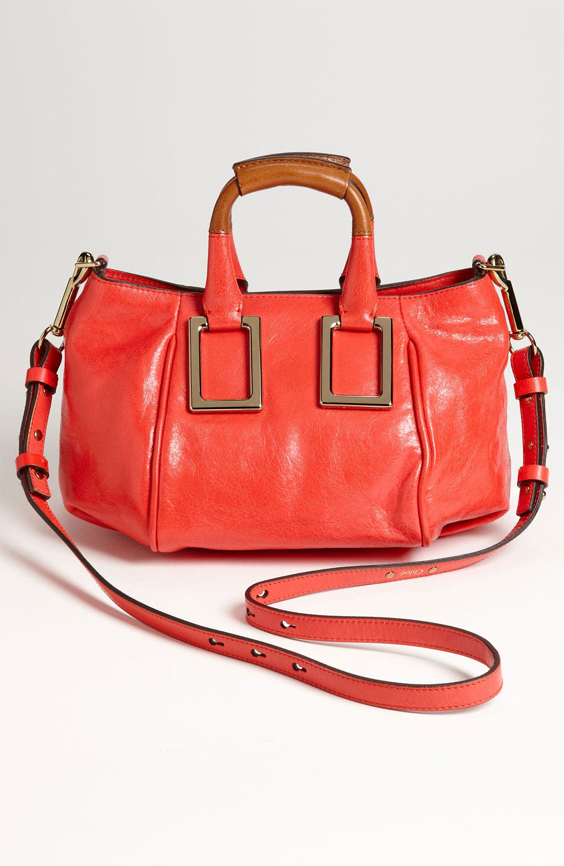 Alternate Image 4  - Chloé 'Ethel - Small' Leather Satchel