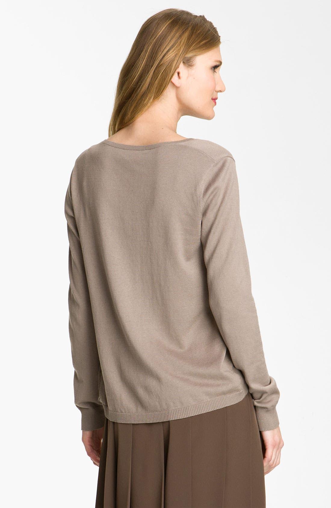 Alternate Image 2  - Weekend Max Mara 'Opale' Sweater & Camisole
