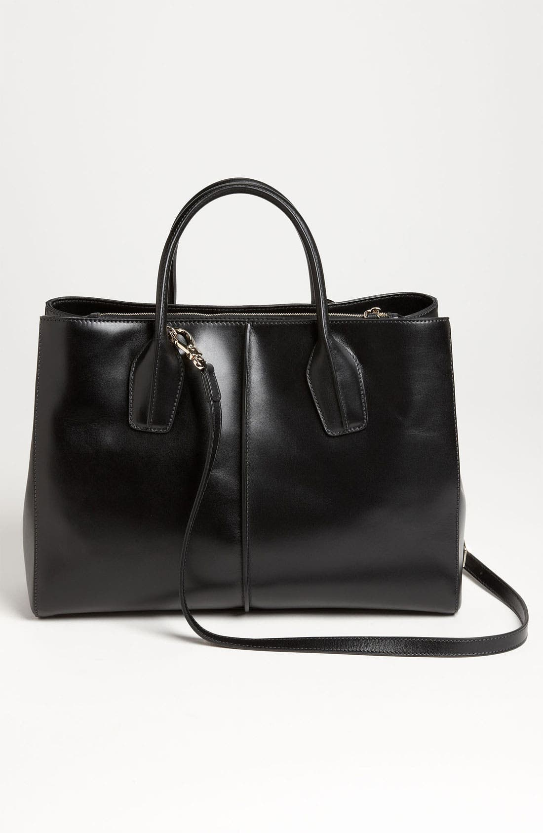 Alternate Image 4  - Tod's 'D-Styling - Lavoro' Leather Tote
