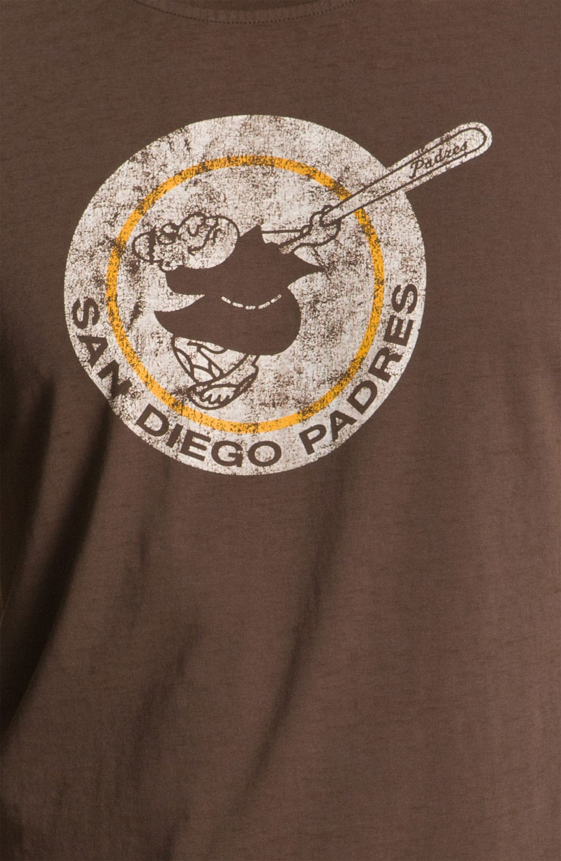 Alternate Image 3  - Red Jacket 'Padres - Greenwood' T-Shirt