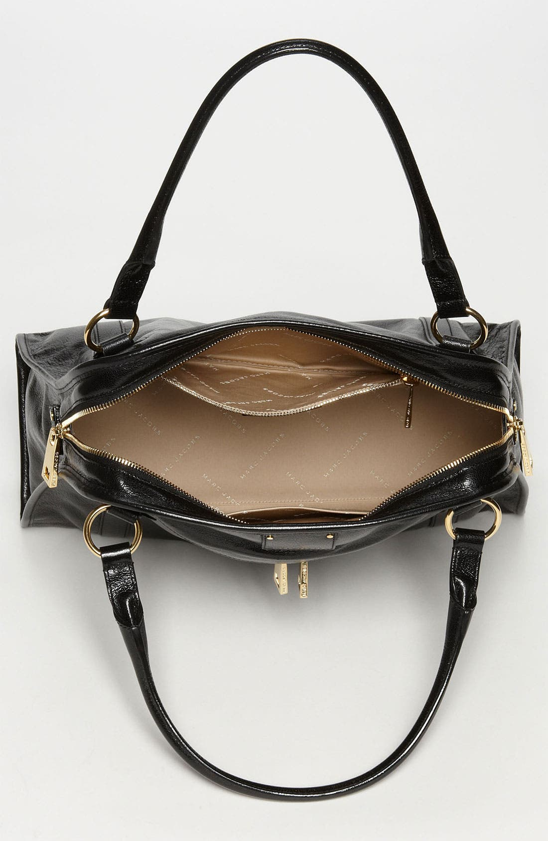 Alternate Image 3  - MARC JACOBS 'Wellington' Goatskin Leather Satchel