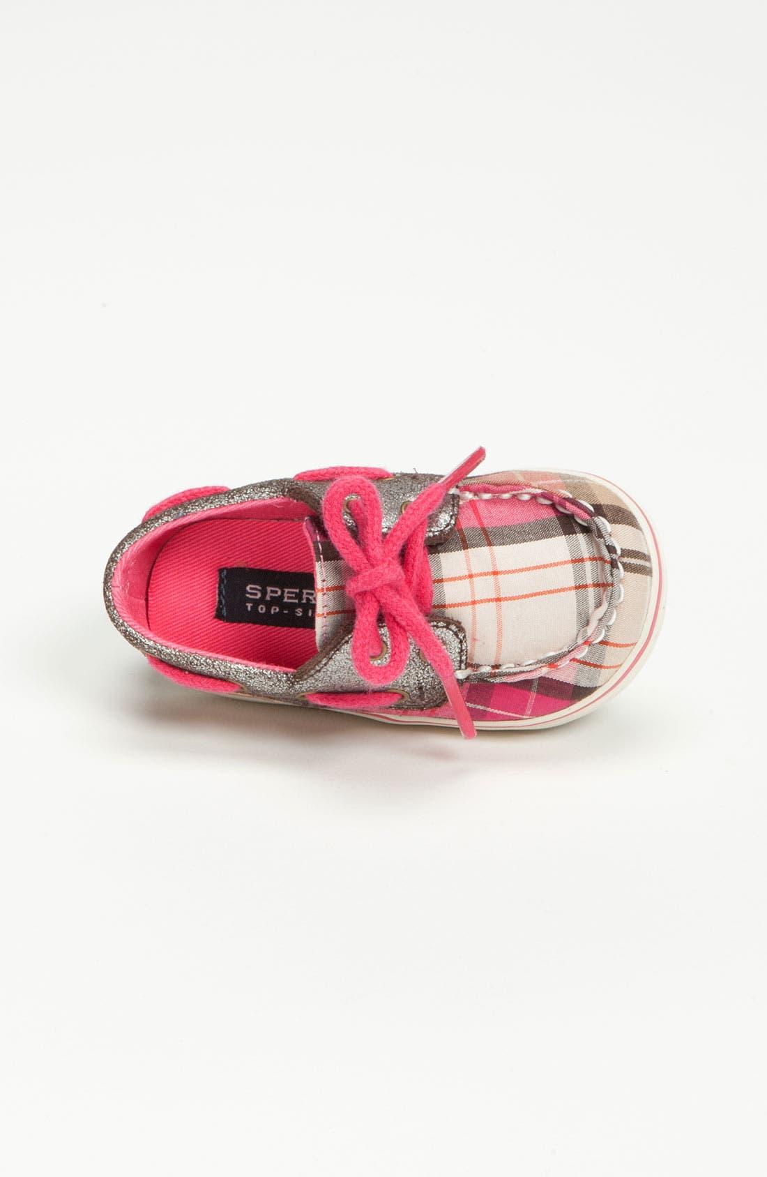 Alternate Image 3  - Sperry Kids 'Bahama' Crib Shoe (Baby)
