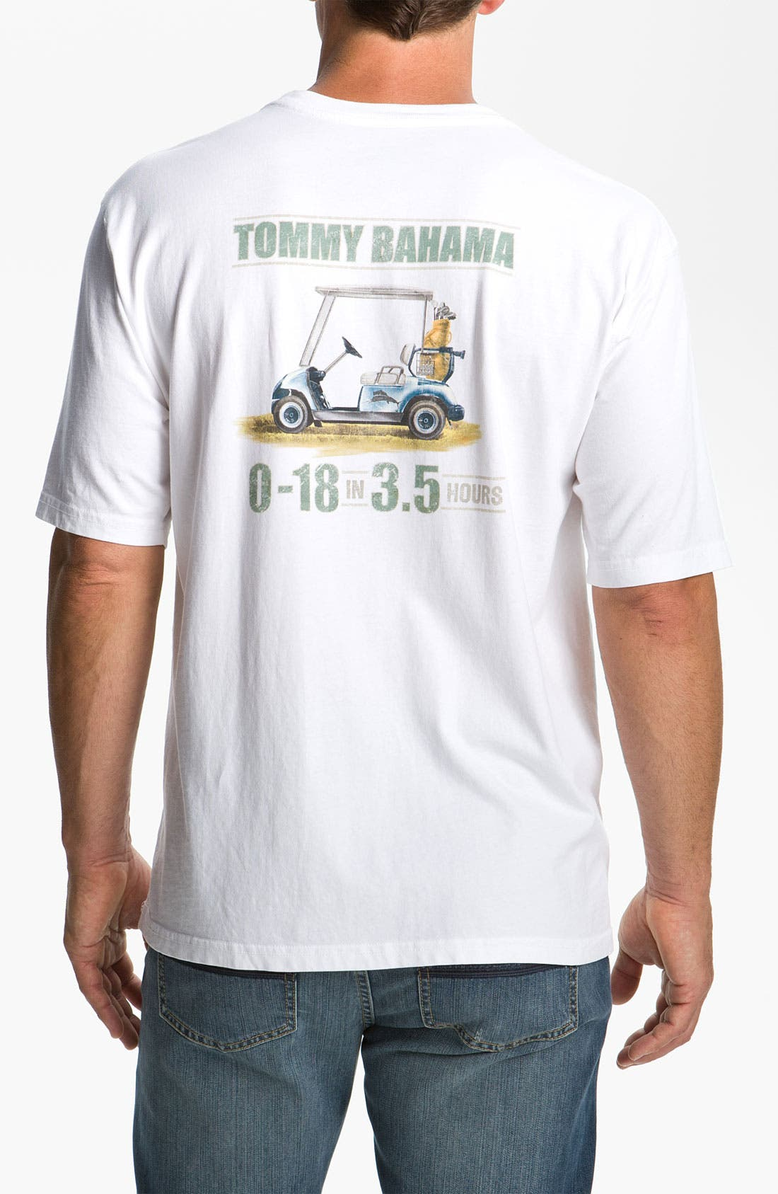Alternate Image 1 Selected - Tommy Bahama 'Zero to Eighteen' T-Shirt