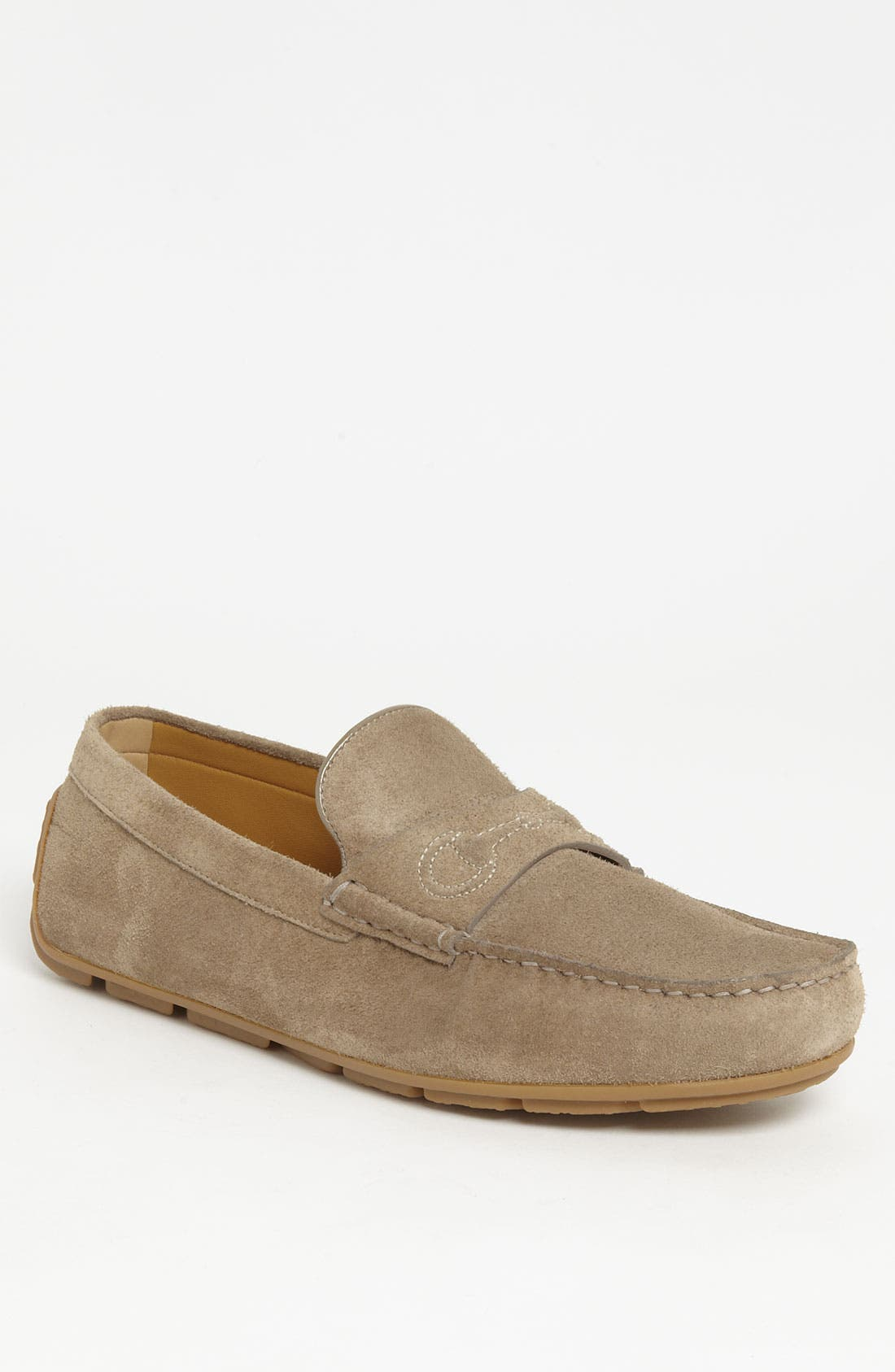Alternate Image 1 Selected - Gucci 'Chabas' Driving Shoe