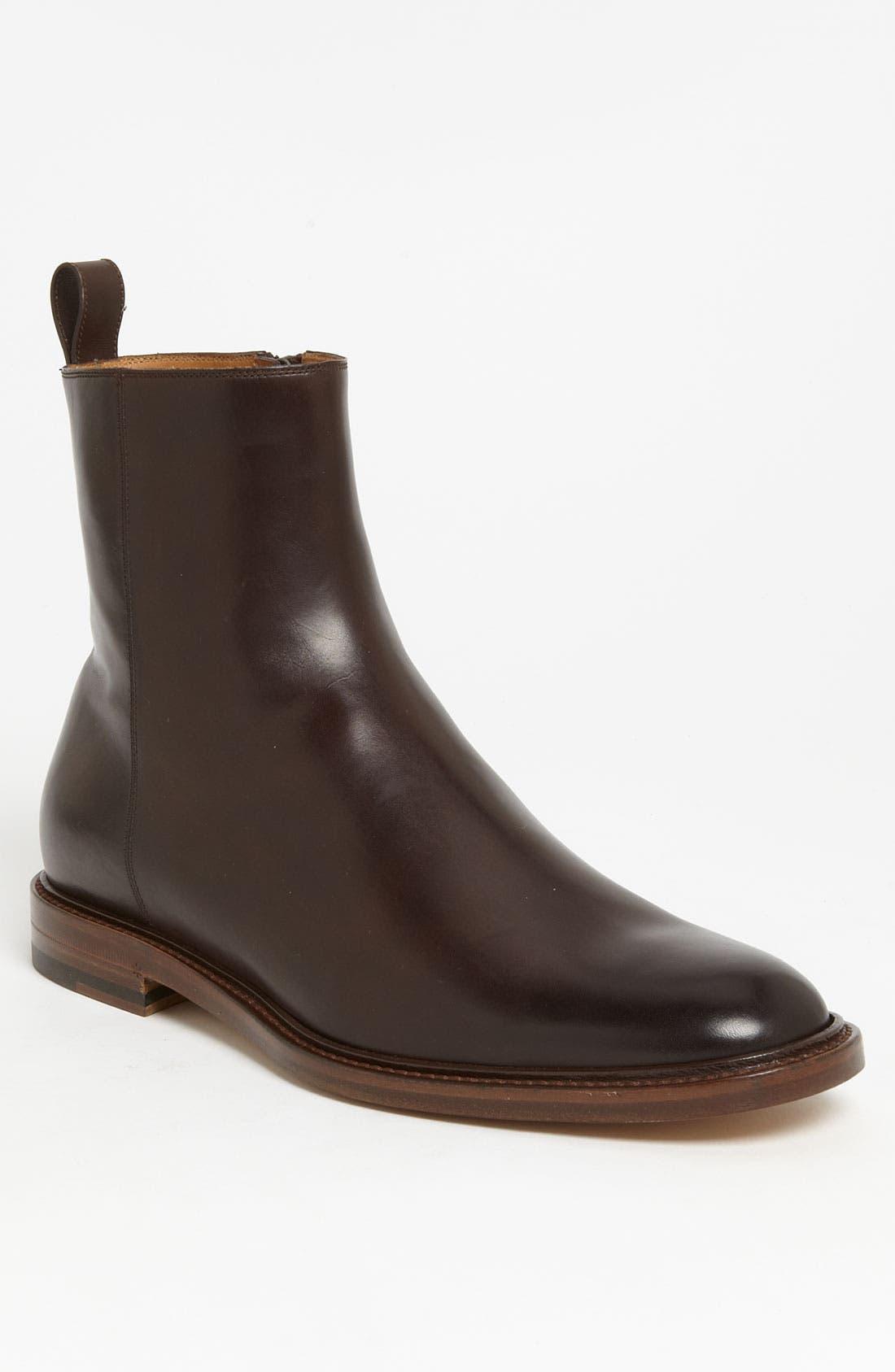 Main Image - Gucci 'Cezanne' Plain Toe Boot