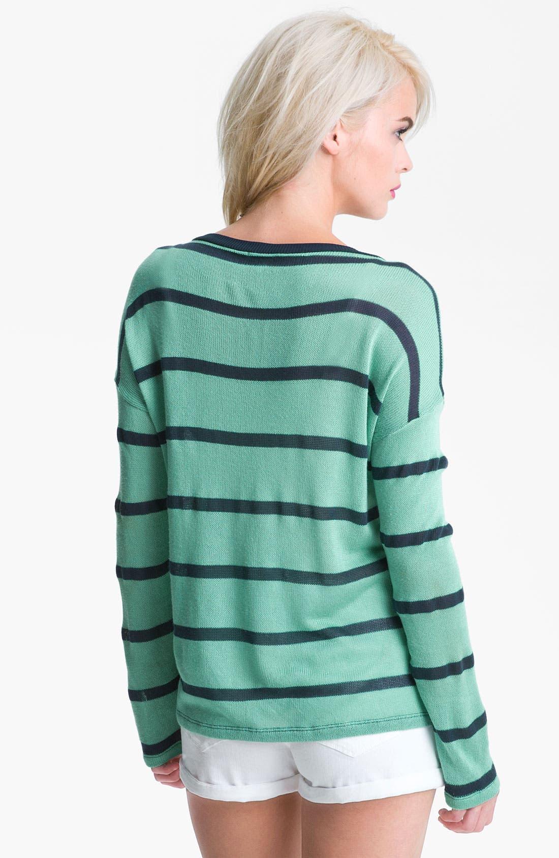 Alternate Image 2  - Splendid 'Harbor Stripe' Sweater