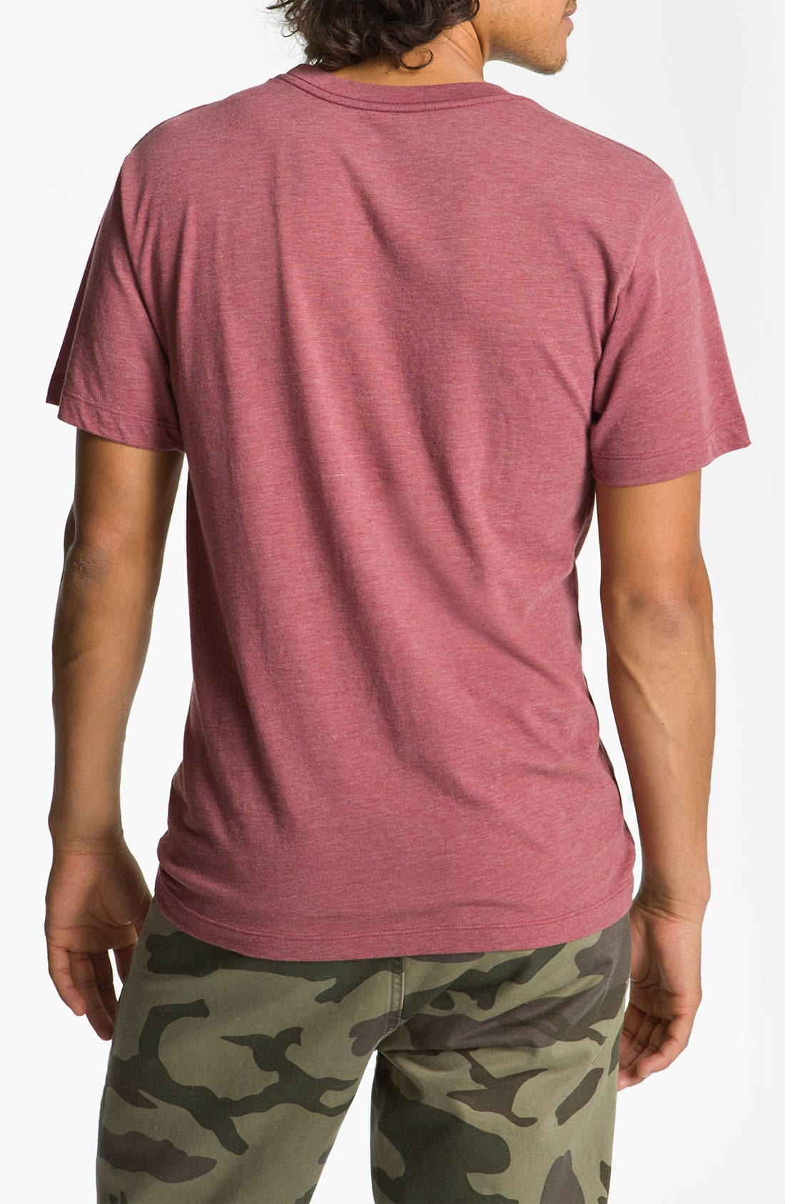 Alternate Image 2  - RVCA 'Ensign' Graphic T-Shirt