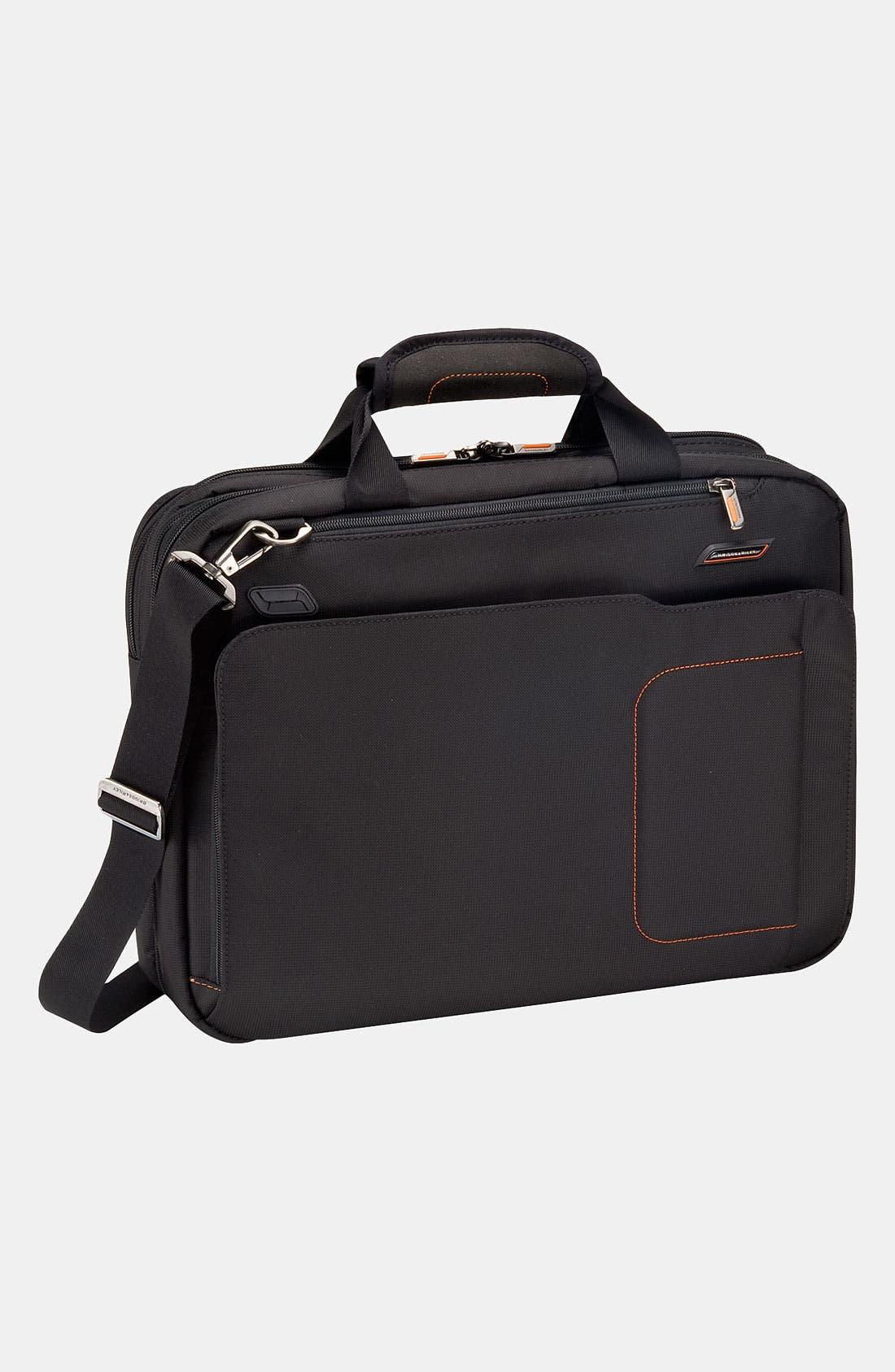 Alternate Image 1 Selected - Briggs & Riley 'Verb - Mach Medium' Briefcase
