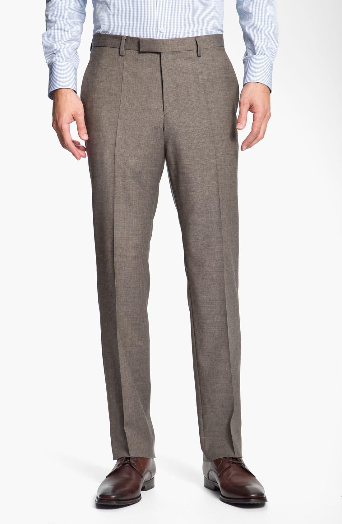 Alternate Image 3  - BOSS Black 'Sweet/Sharp' Trim Fit Suit