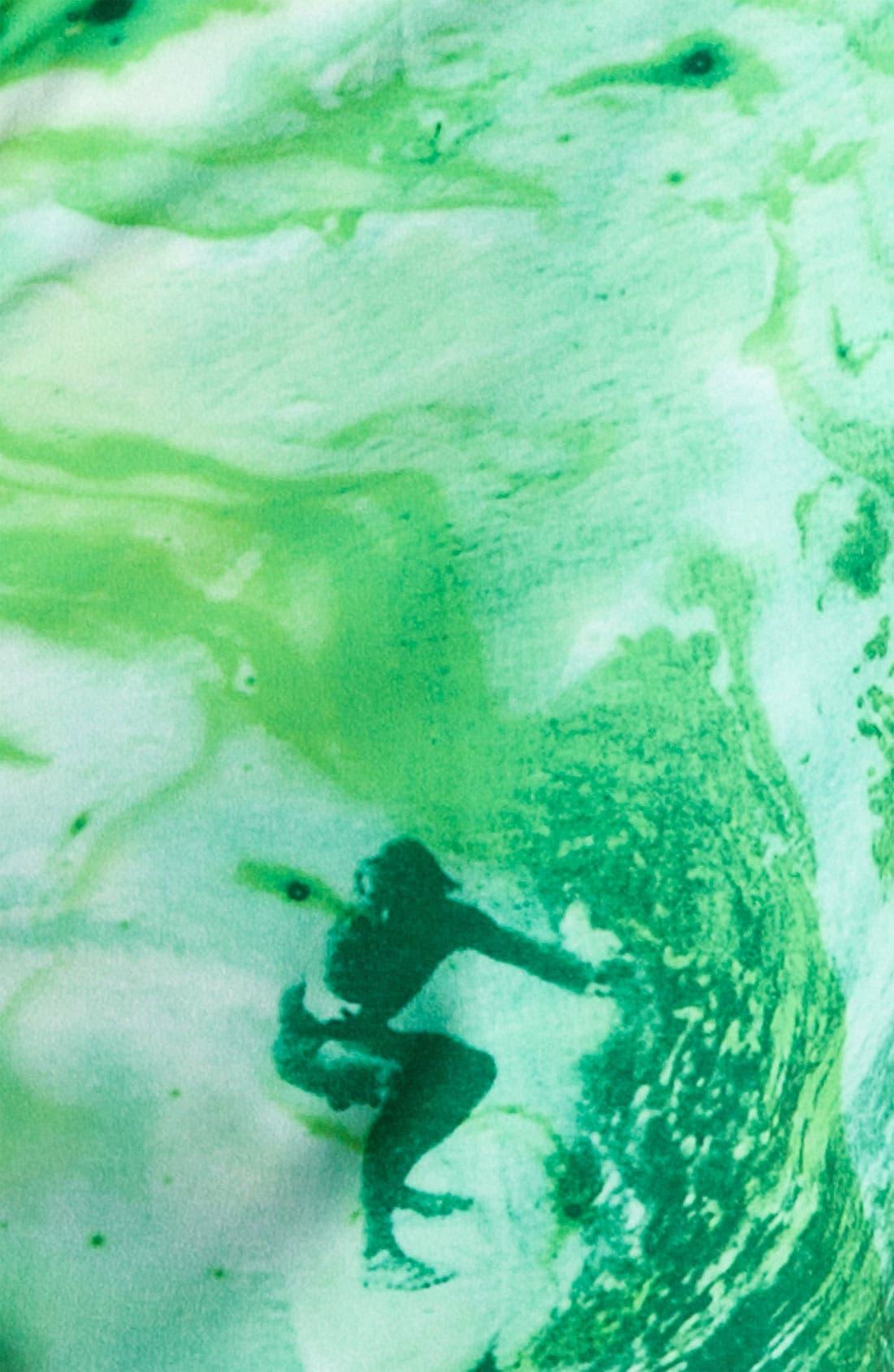 Alternate Image 3  - Insight 'Green Room' Board Shorts