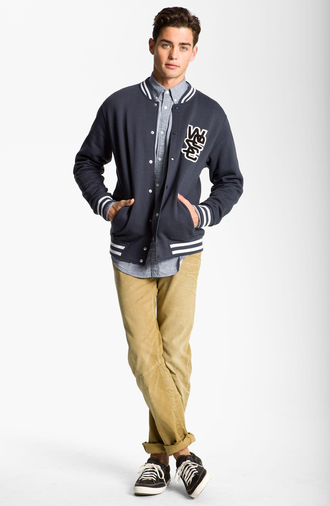 Alternate Image 3  - WeSC 'Warren' Varsity Jacket