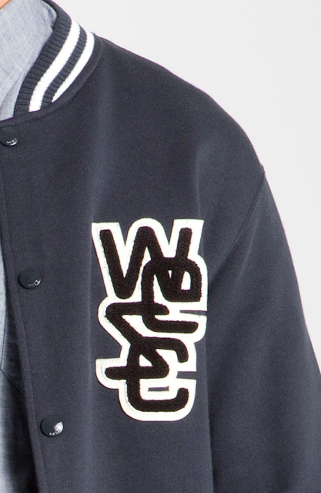 Alternate Image 2  - WeSC 'Warren' Varsity Jacket