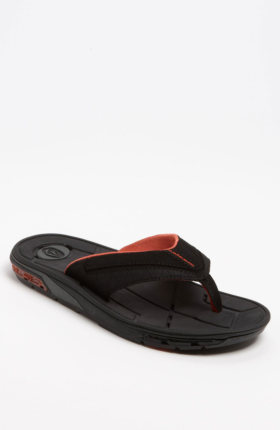 Main Image - Volcom 'Creedlers - Main Drain' Flip Flop (Online Only)