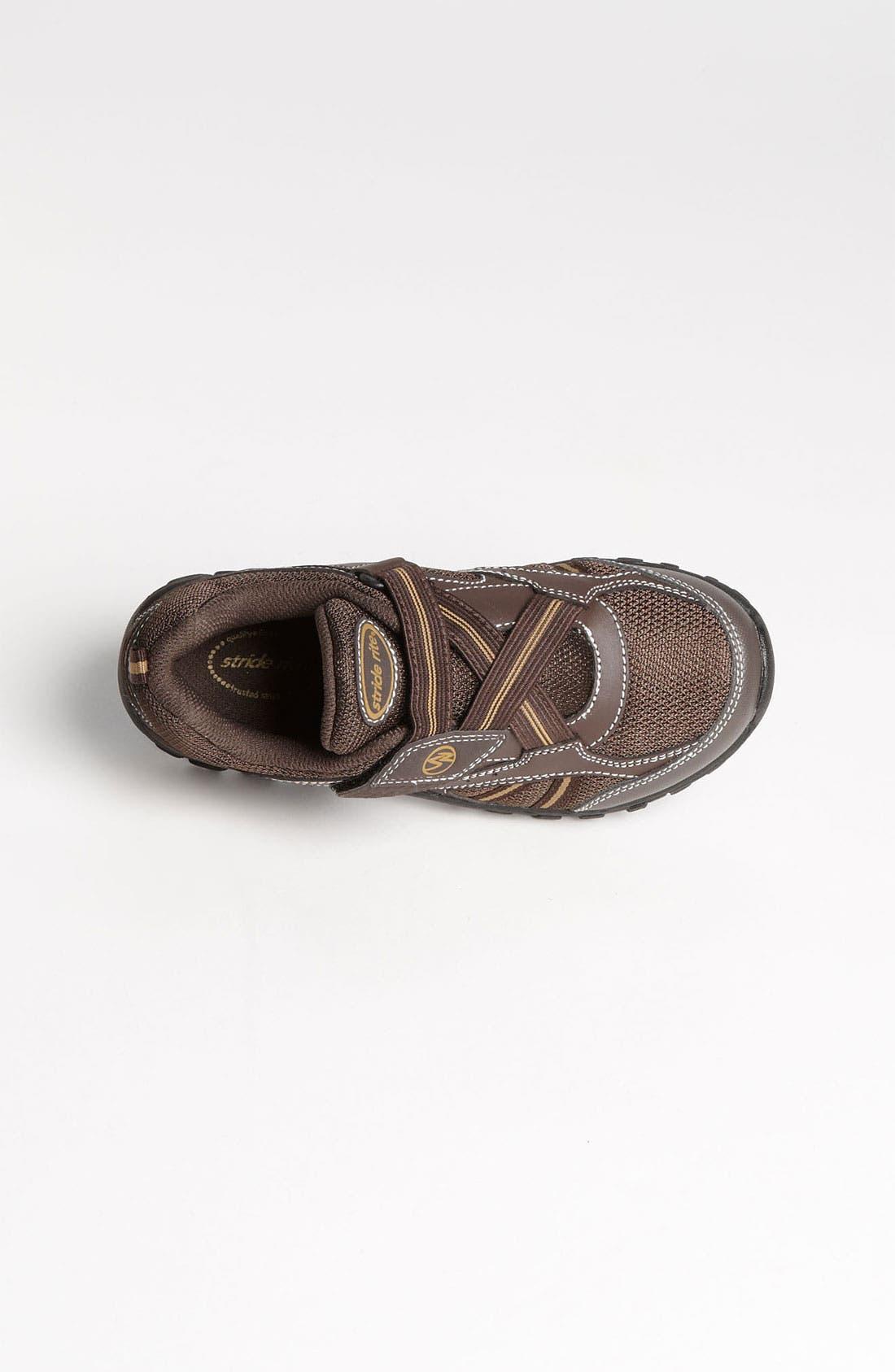Alternate Image 3  - Stride Rite 'Clayton' Sneaker (Toddler & Little Kid)