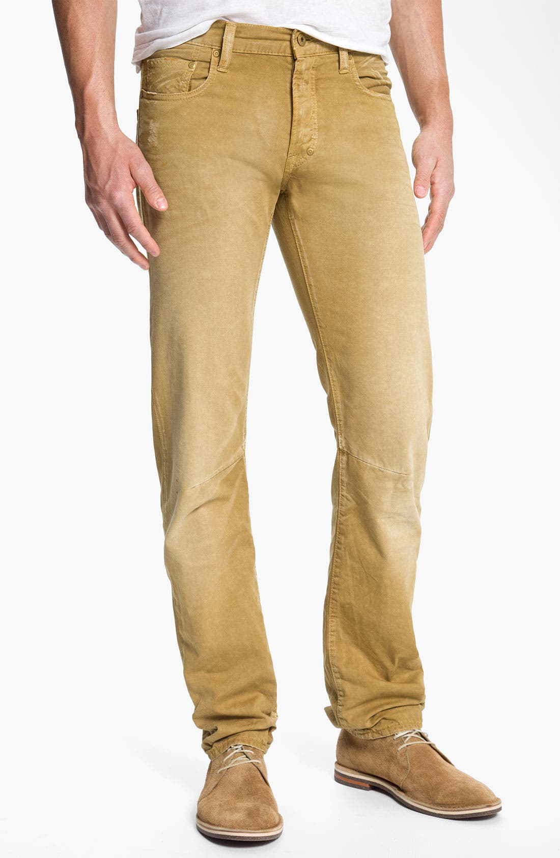 Alternate Image 2  - PRPS 'Rambler' Slim Straight Leg Jeans (Base Camp)