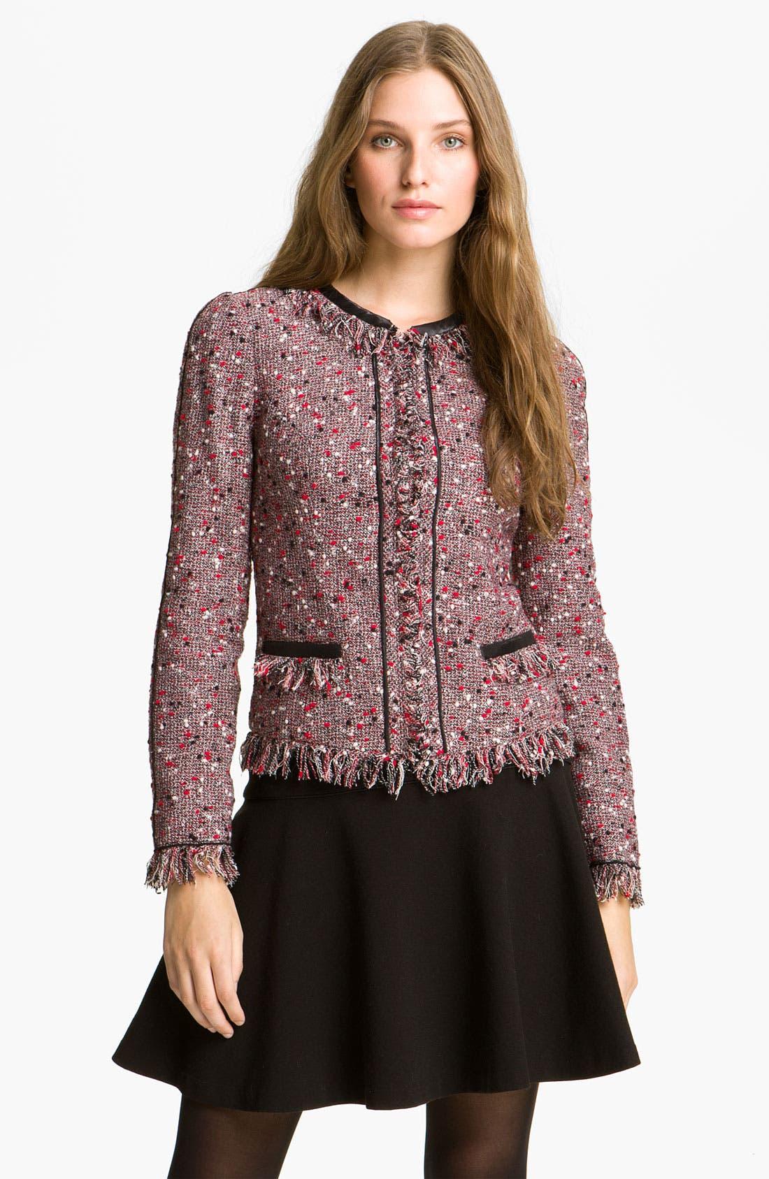 Alternate Image 1 Selected - Mcginn 'Bijou' Tweed Jacket