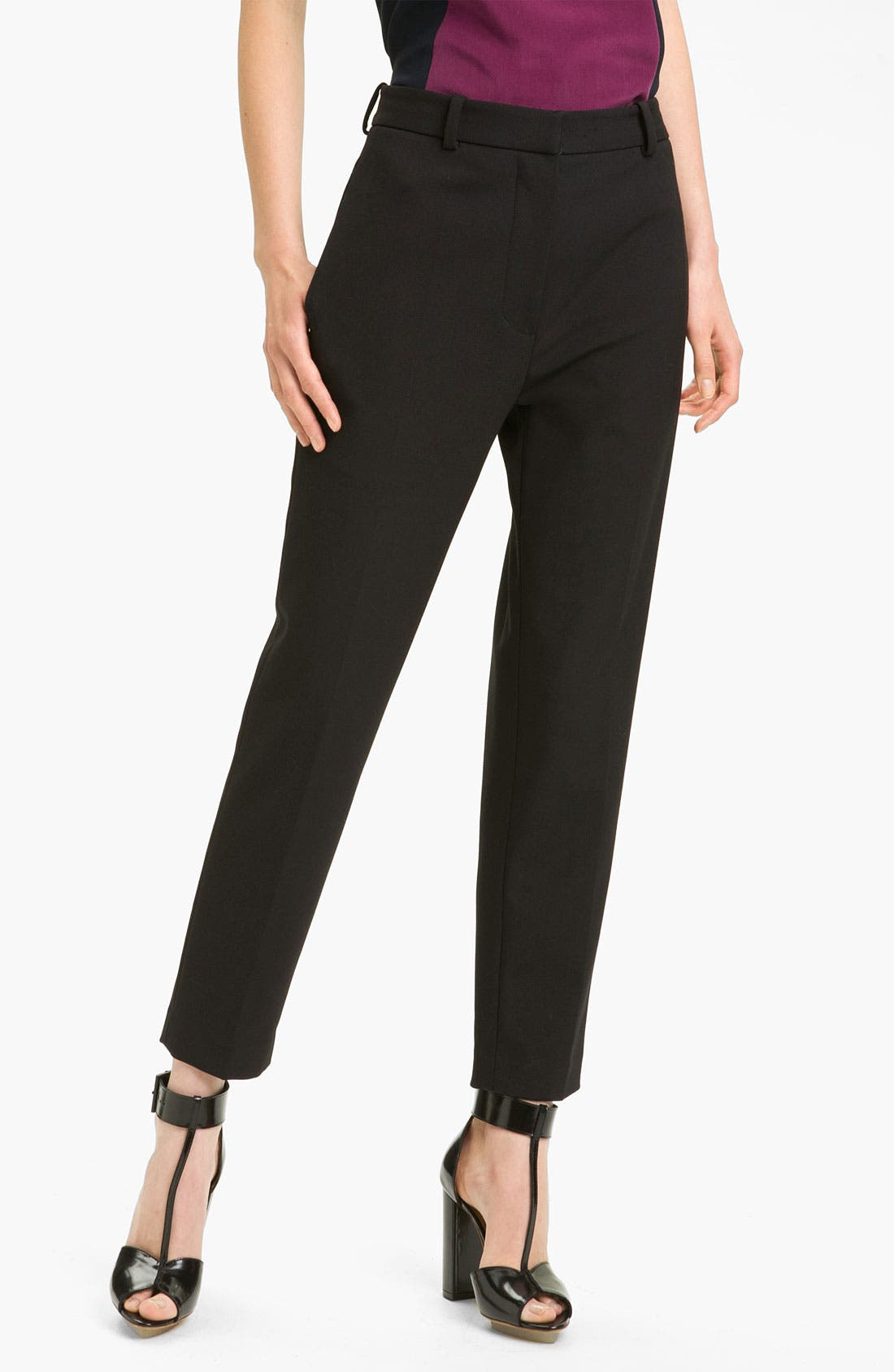 Alternate Image 1 Selected - 3.1 Phillip Lim Crop Trousers