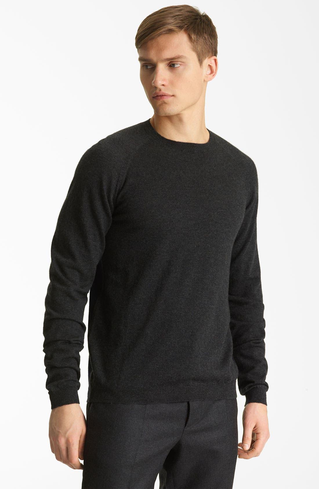Alternate Image 1 Selected - Marni Contrast Back Sweater
