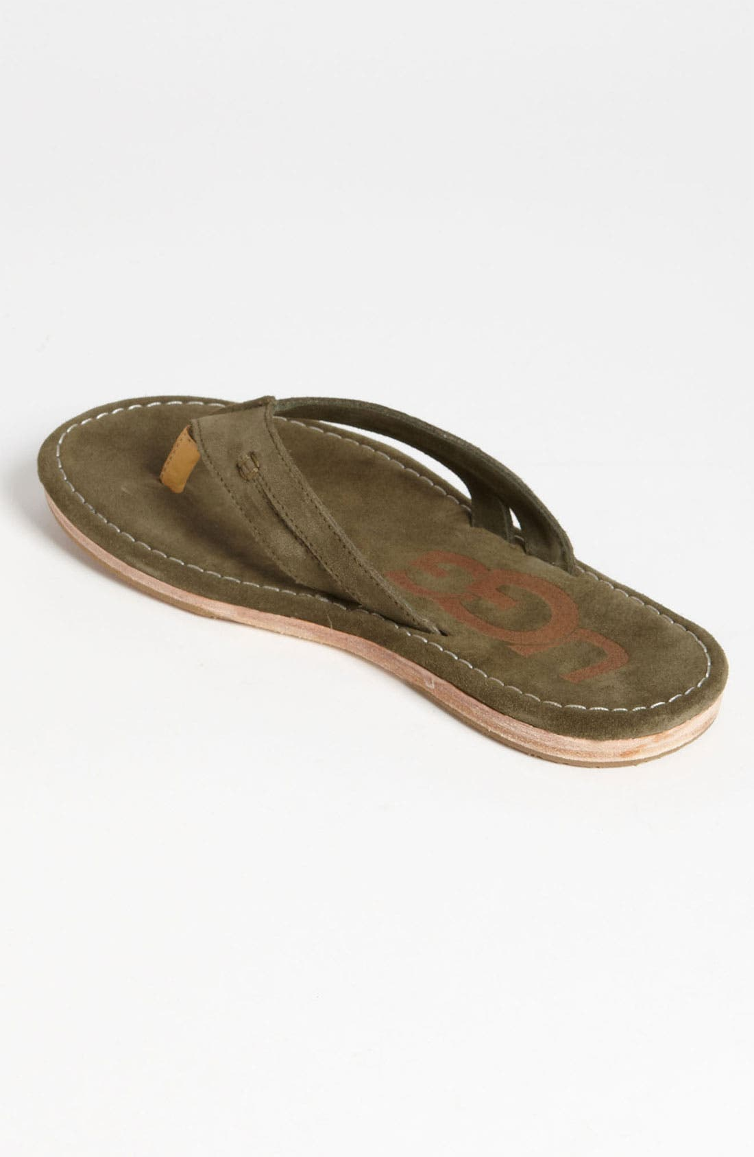 Alternate Image 2  - UGG® Australia 'Donato' Flip Flop (Men)