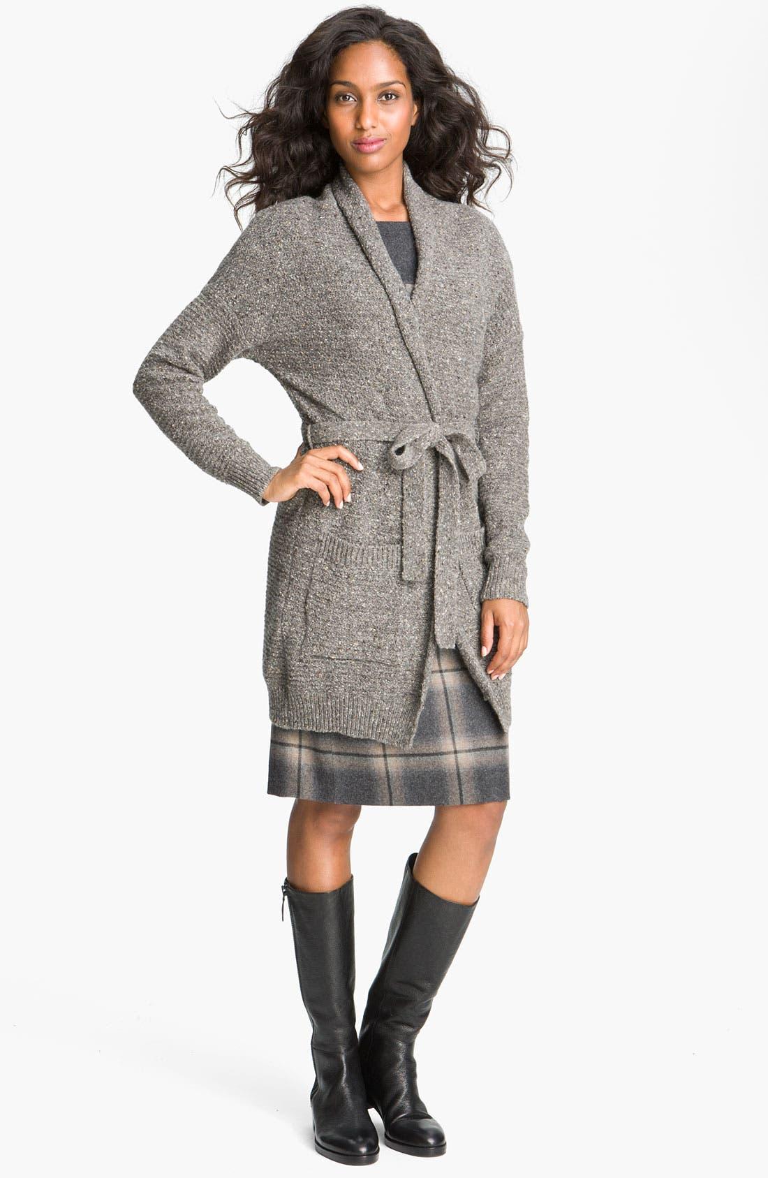 Alternate Image 1 Selected - Weekend Max Mara 'Jader' Sweater Jacket