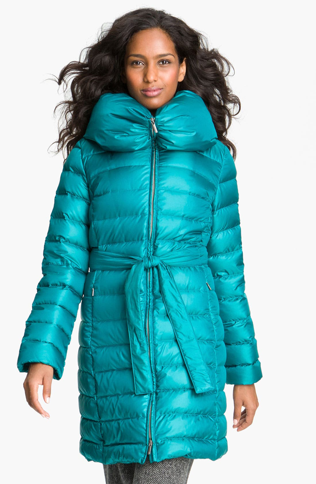 Alternate Image 1 Selected - Weekend Max Mara 'Jez' Quilted Coat